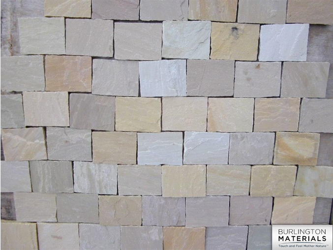 Mixed Sandstone Cobblestone