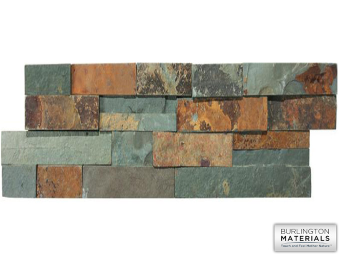 Copper Rust Panel