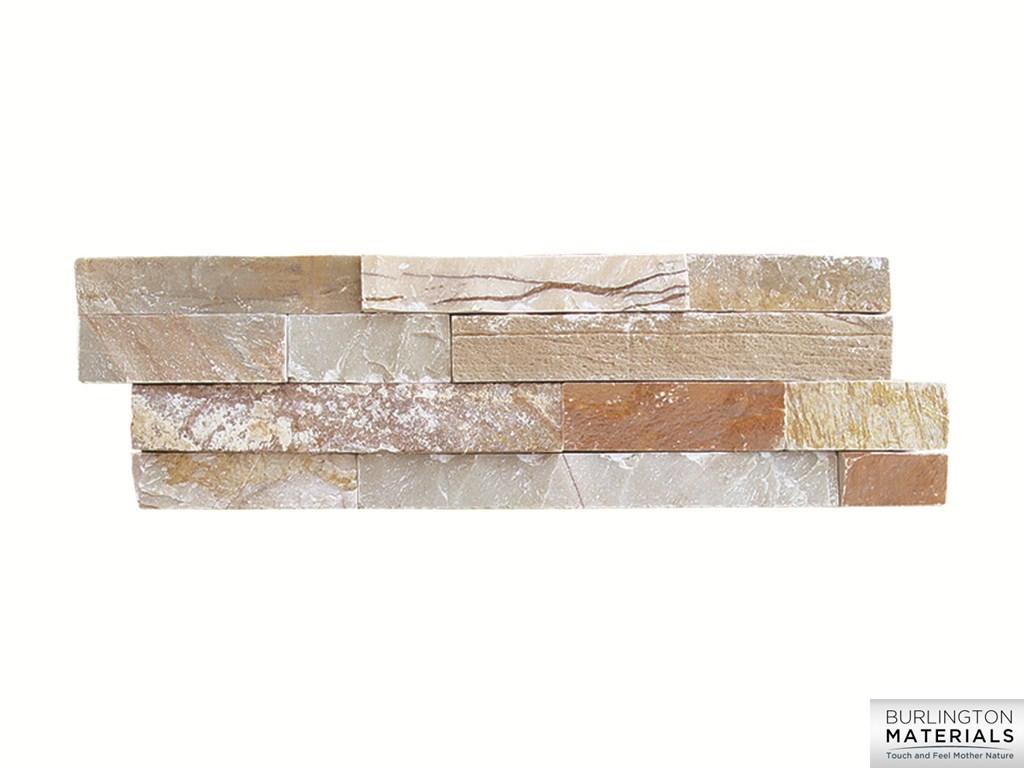 Golden White Quartzite Classic Panel