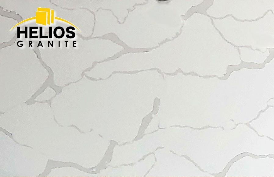 Helios Quartz - Calacata  3cm