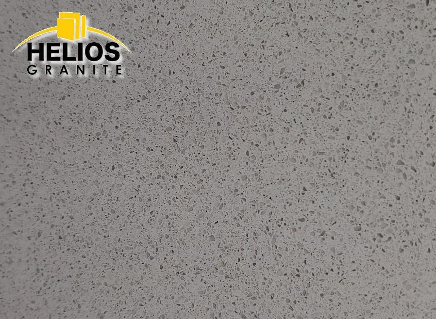 Helios Quartz Light Grey 3cm