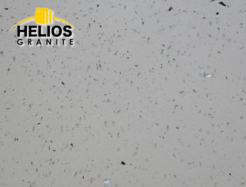 Helios Quartz - Sparkling White 3cm