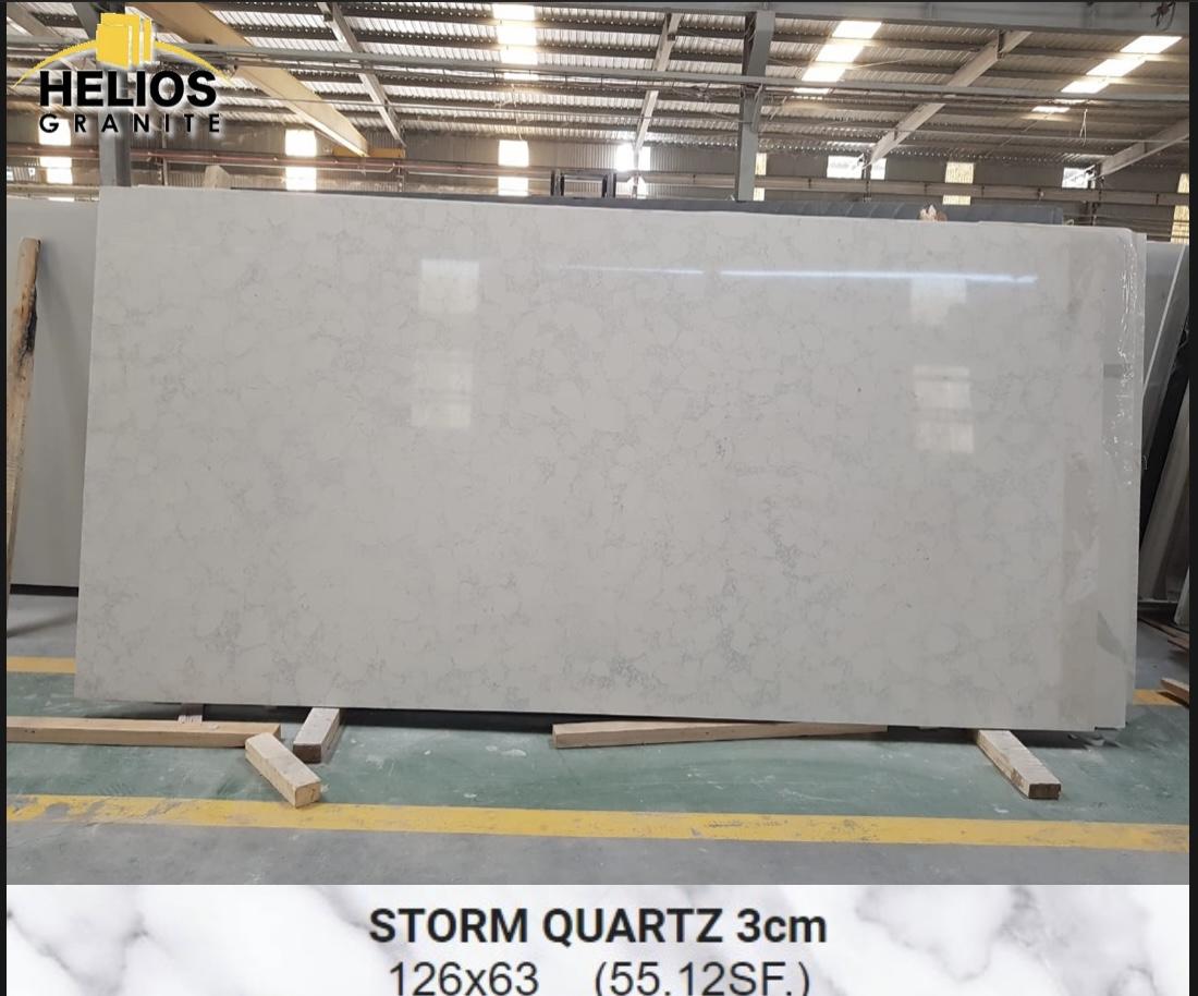 Helios Quartz - Storm 3cm
